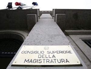 Consiglio Superiore della Magistratura - Sede
