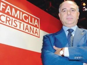 Il direttore di Famiglia Cristiana, Don Antonio Sciortino