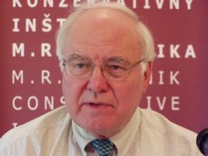 Il filosofo cattolico Michael Novak