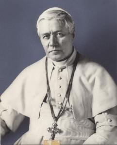 Sua Santità Papa Pio x