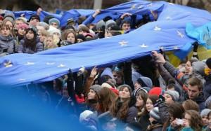 L'Ucraina vuole l'Europa