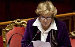 Annamaria Cancellieri sottolinea il degrado raggiunto dalla città di Bologna
